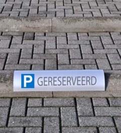 parkeerbord_bily_gereserveerd